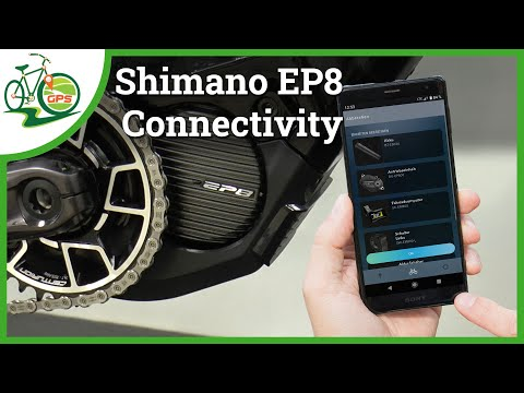 Shimano EP8 eBike Motor 🚴 Connectivity Check 🏁