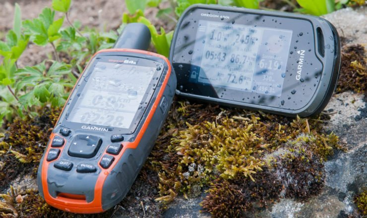 Garmin Oregon 650t, Garmin GPSmap 64s
