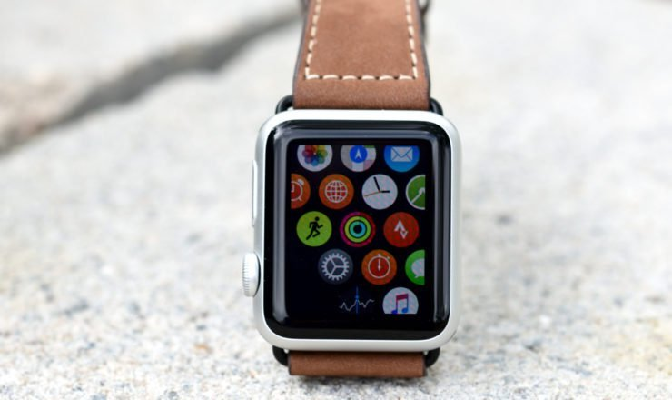 Apple Watch ist kein Fitness-Tracker