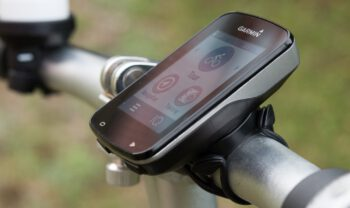 Garmin Edge 820 am Lenker