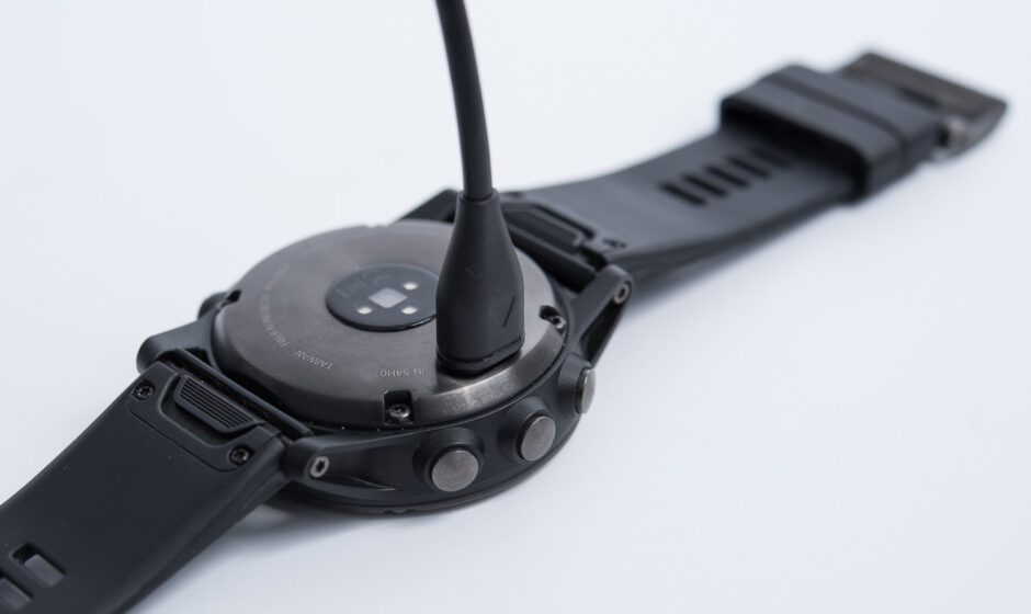 Garmin Fenix 5 Ladekabel