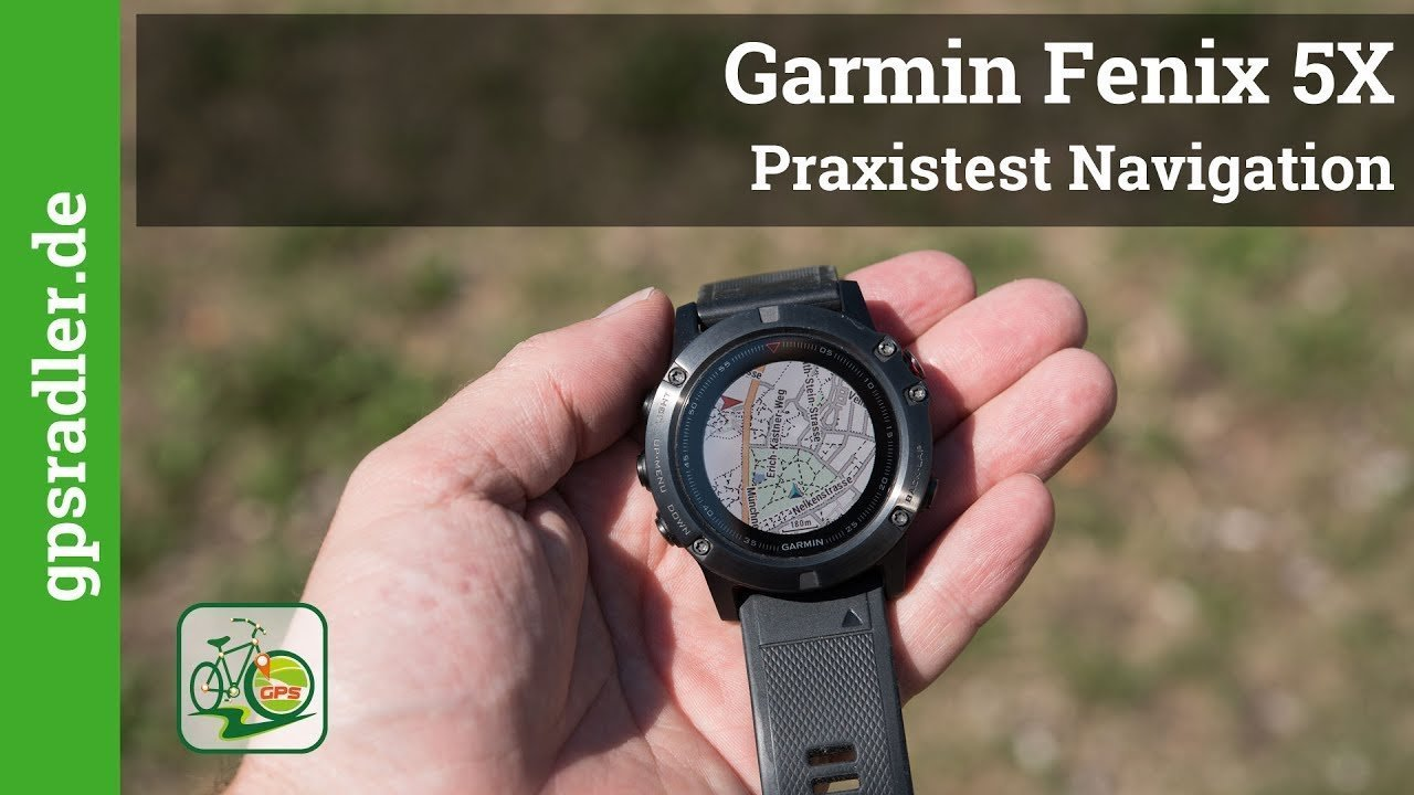 video garmin fenix 5x navigation mit gpx tracks roundtrip. Black Bedroom Furniture Sets. Home Design Ideas