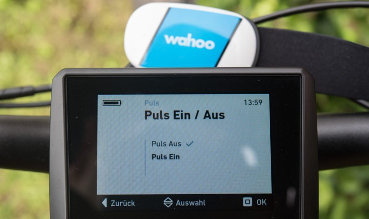 Bluetooth Brustgurt mit Flyer FIT koppeln