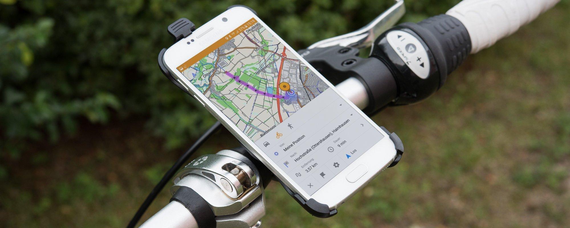 Beliebt ▷ OsmAnd im Test » kostenlose Android offline Navigation für TB65