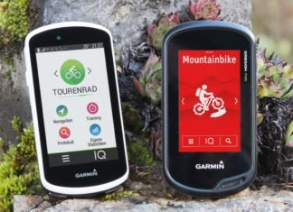 garmin edge gps fahrradcomputer alle infos auf einen blick. Black Bedroom Furniture Sets. Home Design Ideas