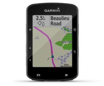 Navigation mit dem Edge 520 Plus