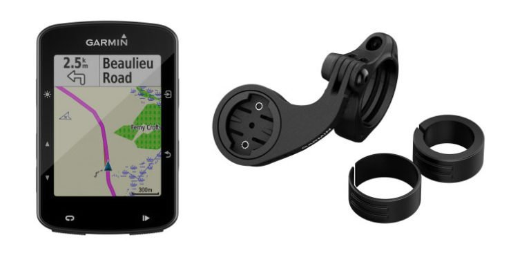 Garmin Edge 520 Plus Mountainbike Bundle