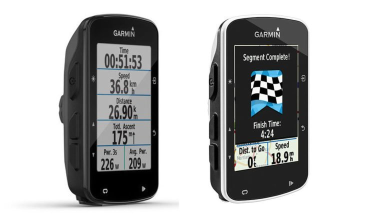 Garmin Edge 520 vs Garmin Edge 520 Plus