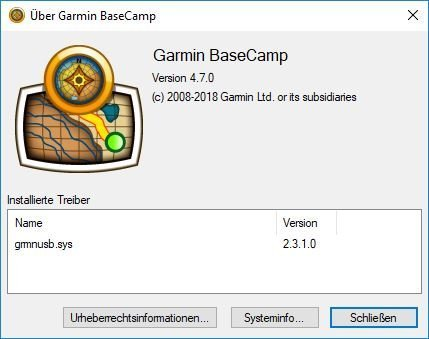 Neue BaseCamp 4.7.0 Version