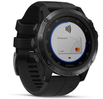 Garmin Fenix 5 Plus - Garmin Pay