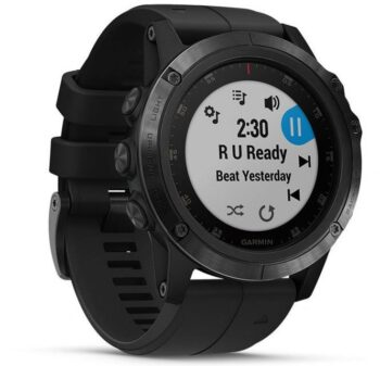 Garmin Fenix 5 Plus - Musikfunktion