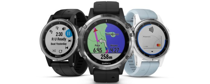 garmin fenix 5 plus serie vorgestellt gps radler. Black Bedroom Furniture Sets. Home Design Ideas