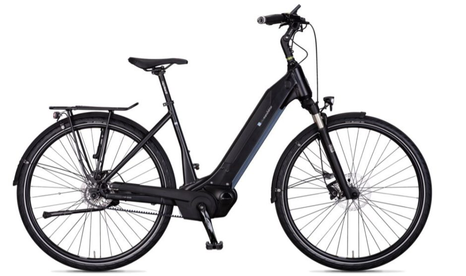 8CHT eBike mit Conti 2in1 Motor