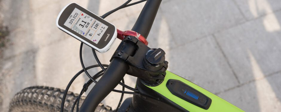 Connect IQ App EBike Field und EBike Diagnostics im Praxistest