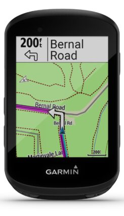 Garmin Edge 530 mit Cycle Map