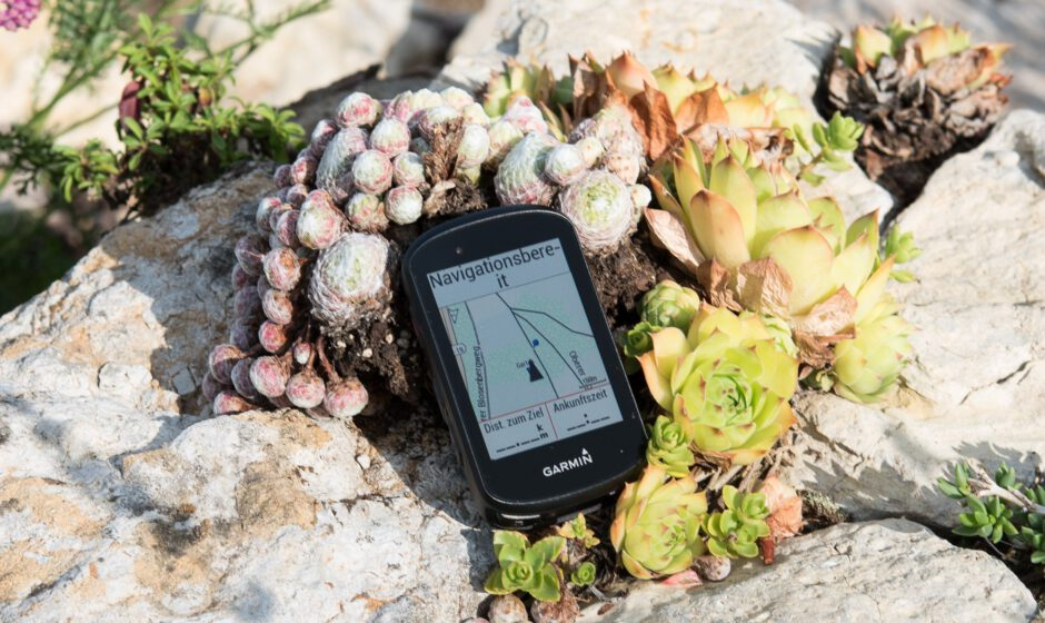 Der Garmin Edge 530