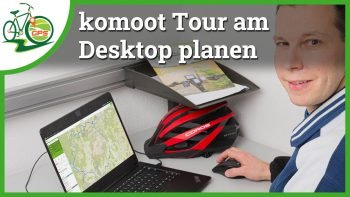 [Video] komoot Tourplanung am Computer
