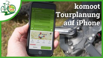 [Video] Tourplanung mit komoot auf dem iPhone