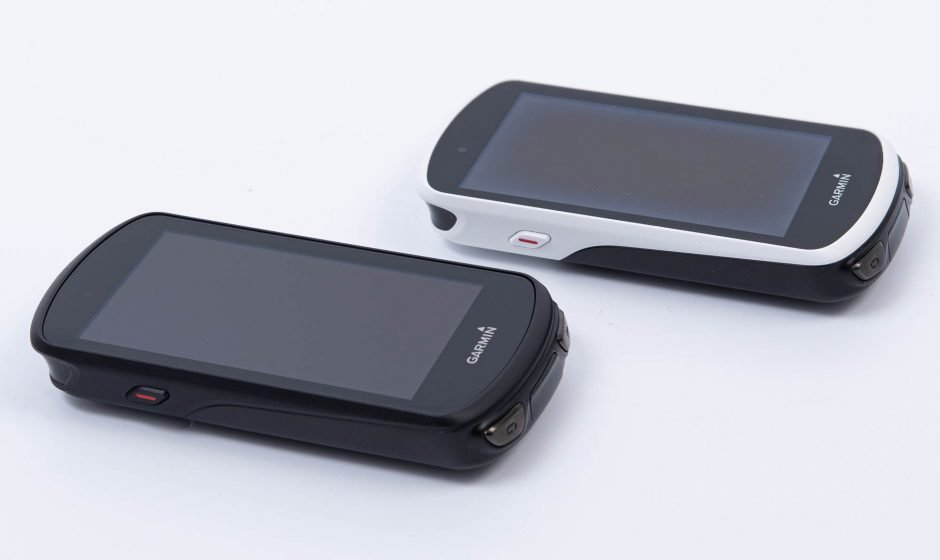 Garmin Edge 1030 Plus vs. Garmin Edge 1030 (hinten)