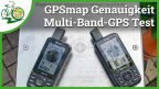 [Video] Garmin GPSmap 66sr & 65s mit Multi-Band GPS