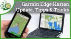 [Video] Garmin Edge CycleMap – Karten Verwaltung, Update, Tipps & Tricks