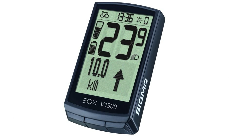 Das Sigma EOX View 1300 Display